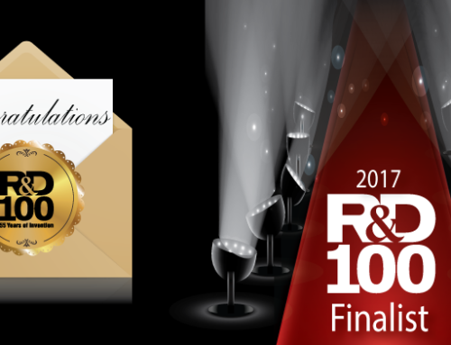 Forge Nano Selected as One of the 2017 R&D 100 Awards Finalists!