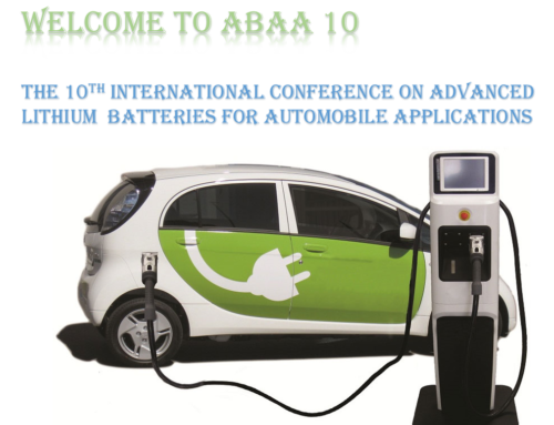 Forge Nano to Present at International Conference on Advanced Lithium Batteries for Automobile Applications (ABAA-10) on October 22 – 25, 2017 in Chicago, IL.